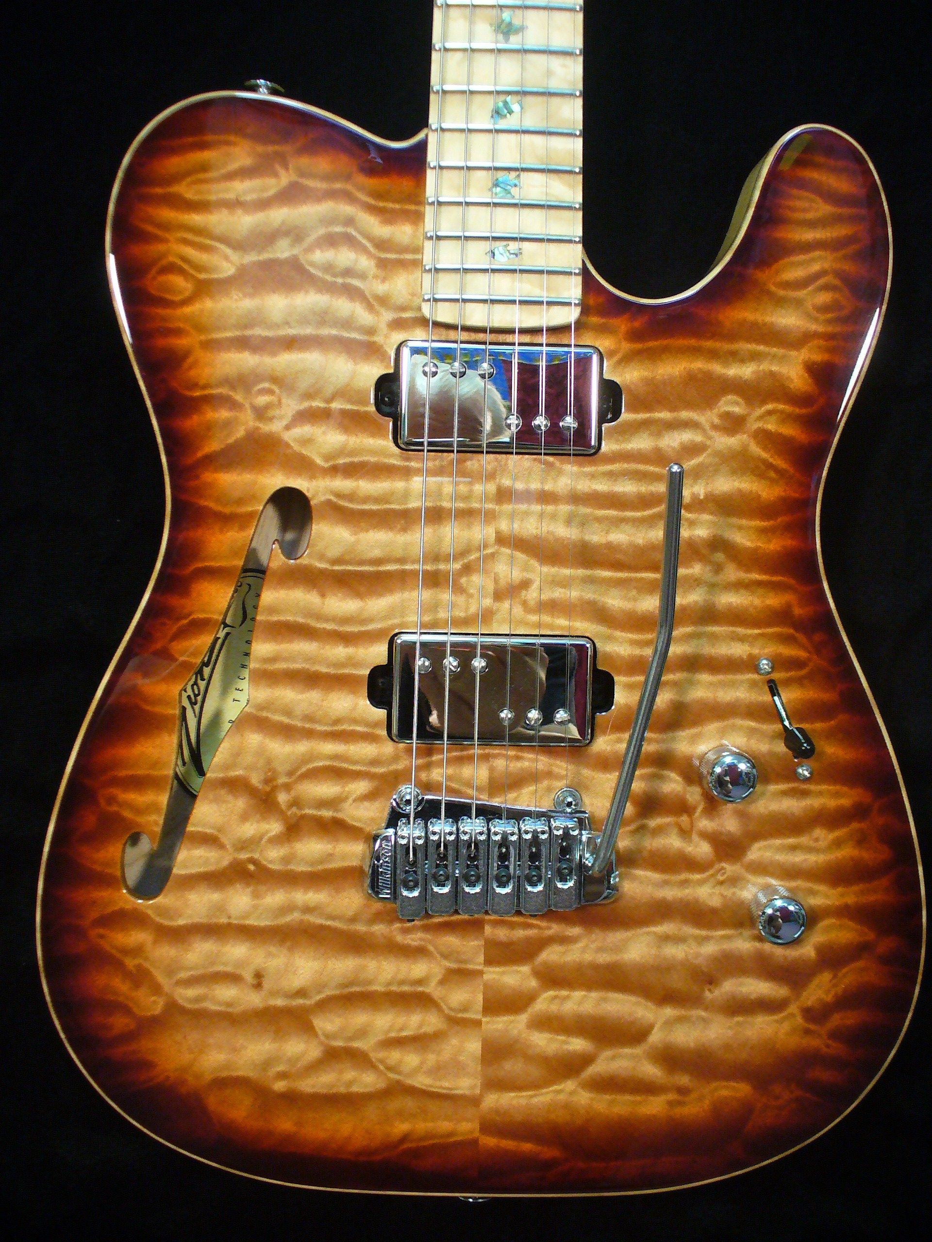 The Ninety | Zion Guitar Technology